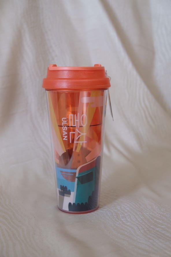 Starbucks Tumbler Ulsan South Korea Baru Brand New in Box BNIB #lemarirapi