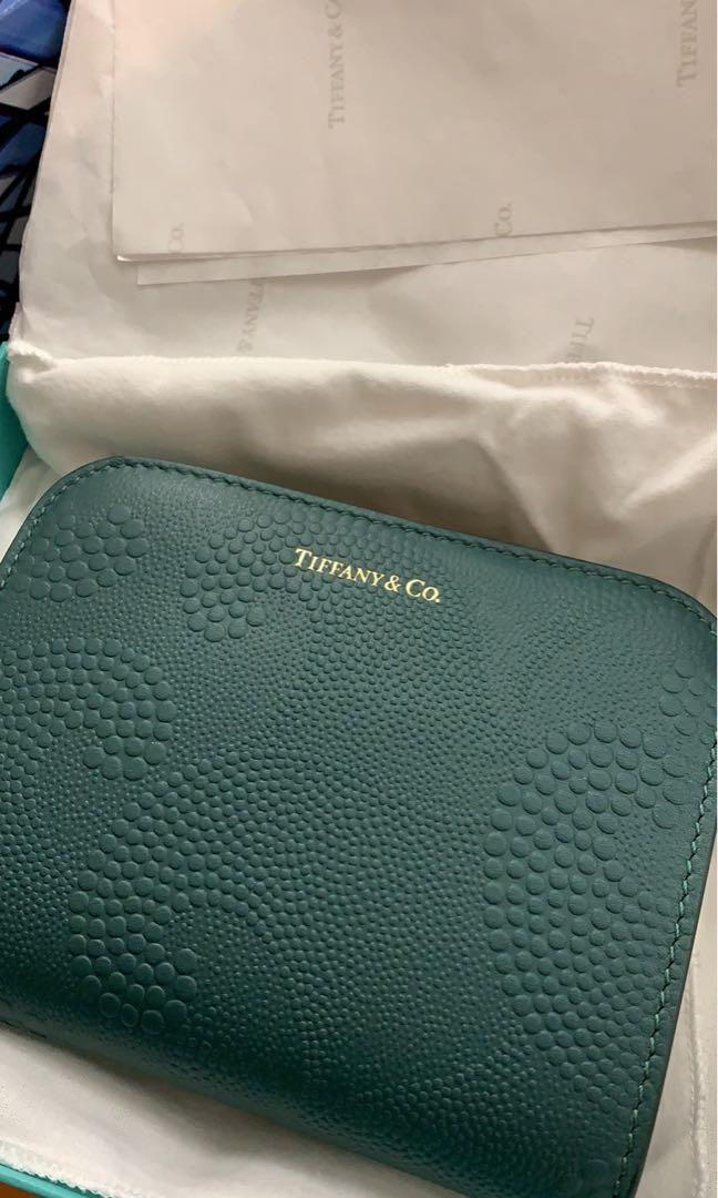 Tiffany & co BNIB WAVE WALLET