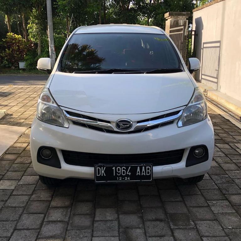 Toyota Avanza G bekas