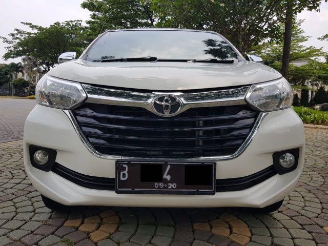 Toyota Grand New Avanza 1.3 G AT 2015,Anti Capek Saat Macet