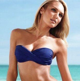 Victoria Secret Knockout Bandeau Bikini Top