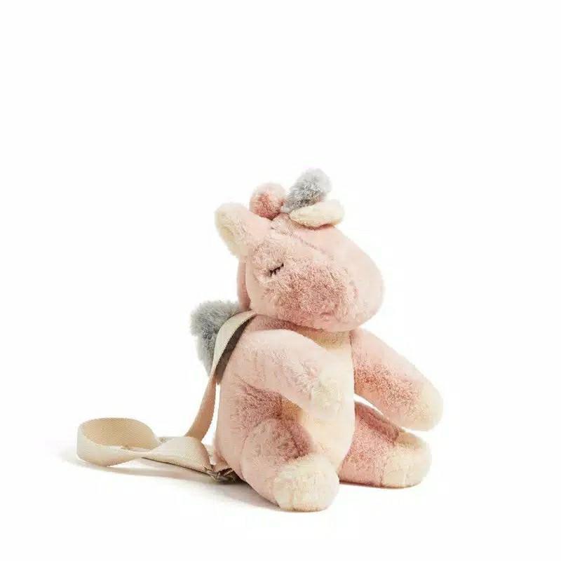 ZR doll unicorn bag