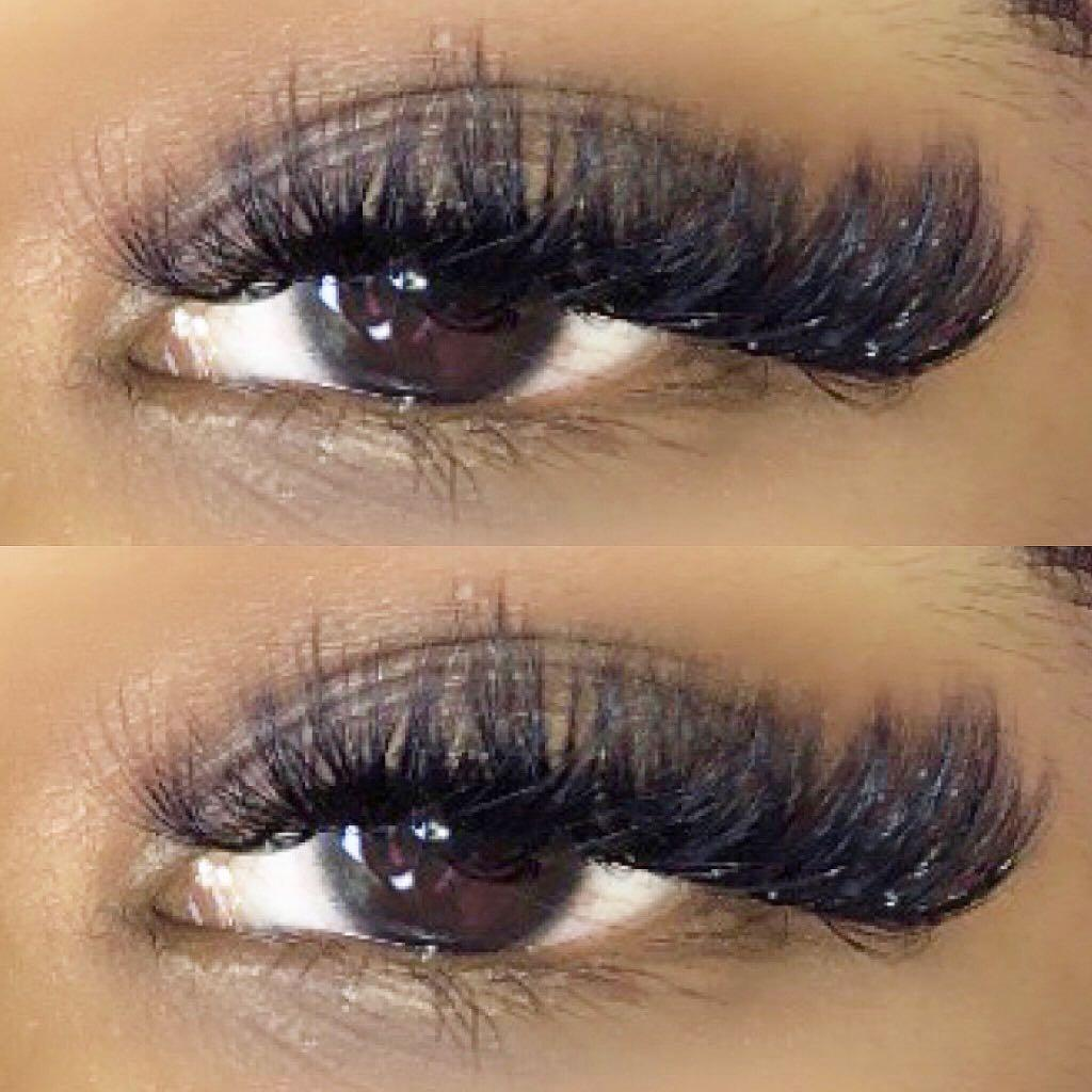 $60 ANY FULL SET EYELASH EXTENSIONS