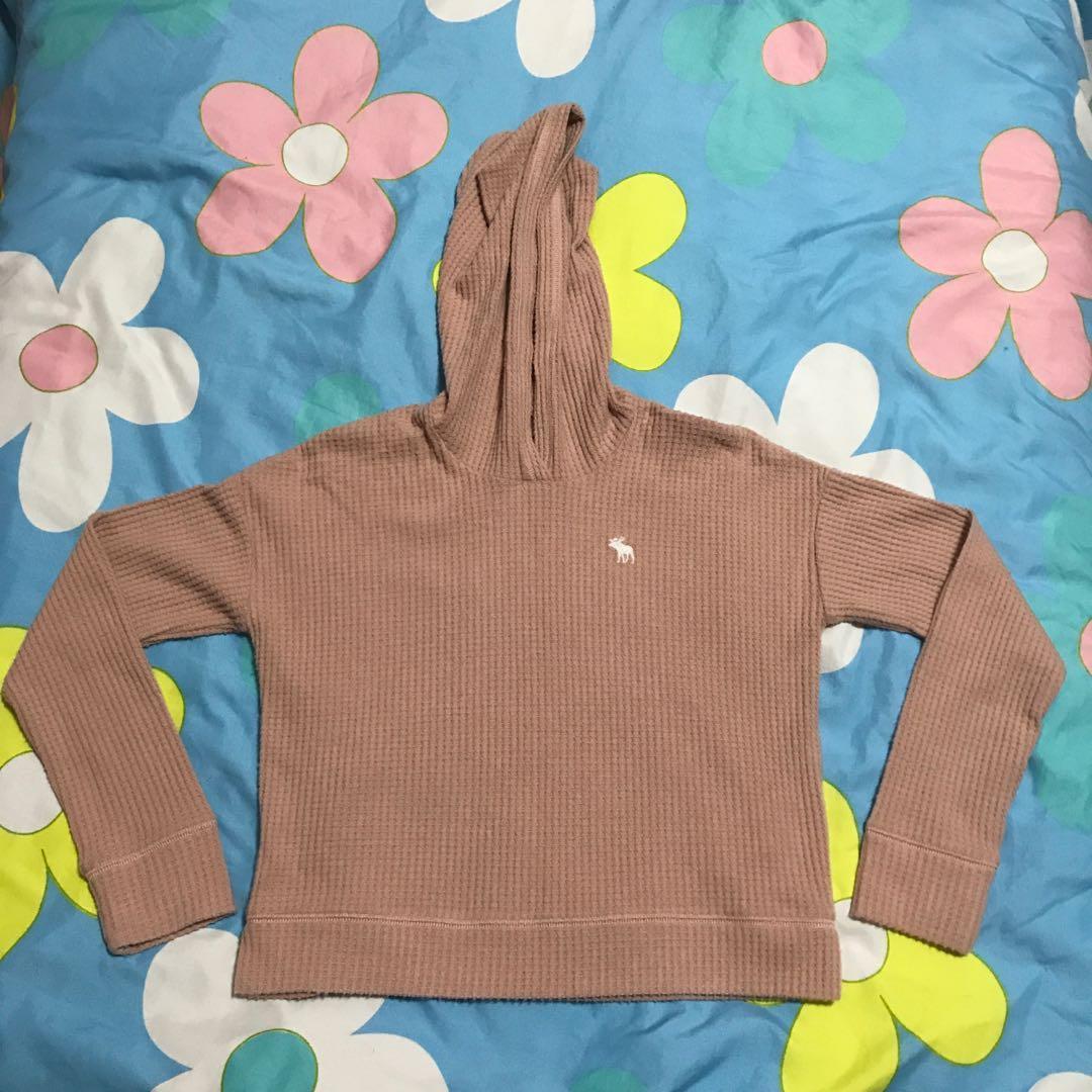 全新 正品 A&F 童裝 美國麋鹿牌 Abercrombie & Fitch 休閒上衣 薄長袖