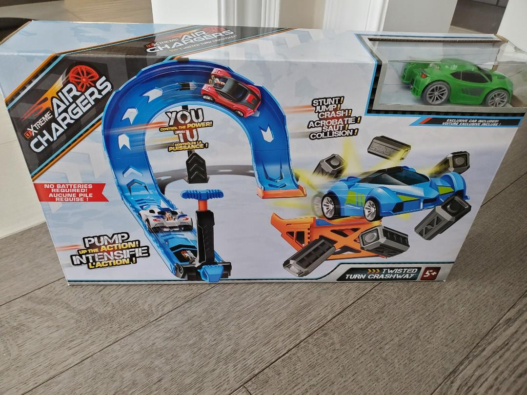 Air Charger Hot Wheels Toy