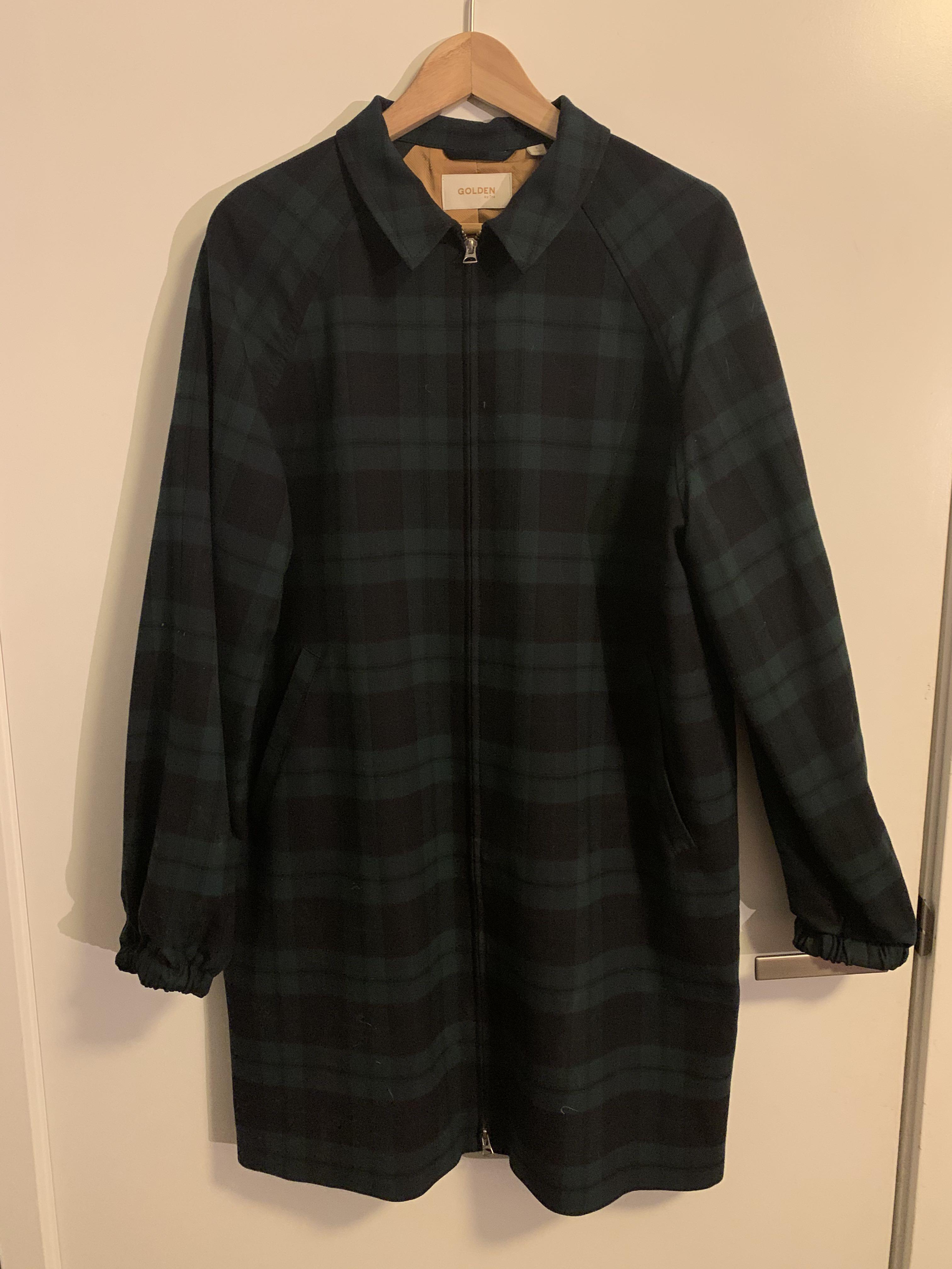 Aritzia plaid jacket