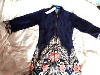 Batik Blouse / Outer