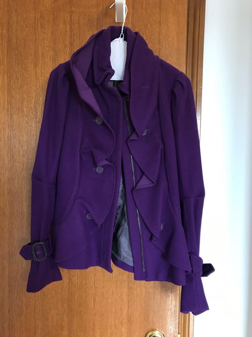BCBGMaxAzria Coat