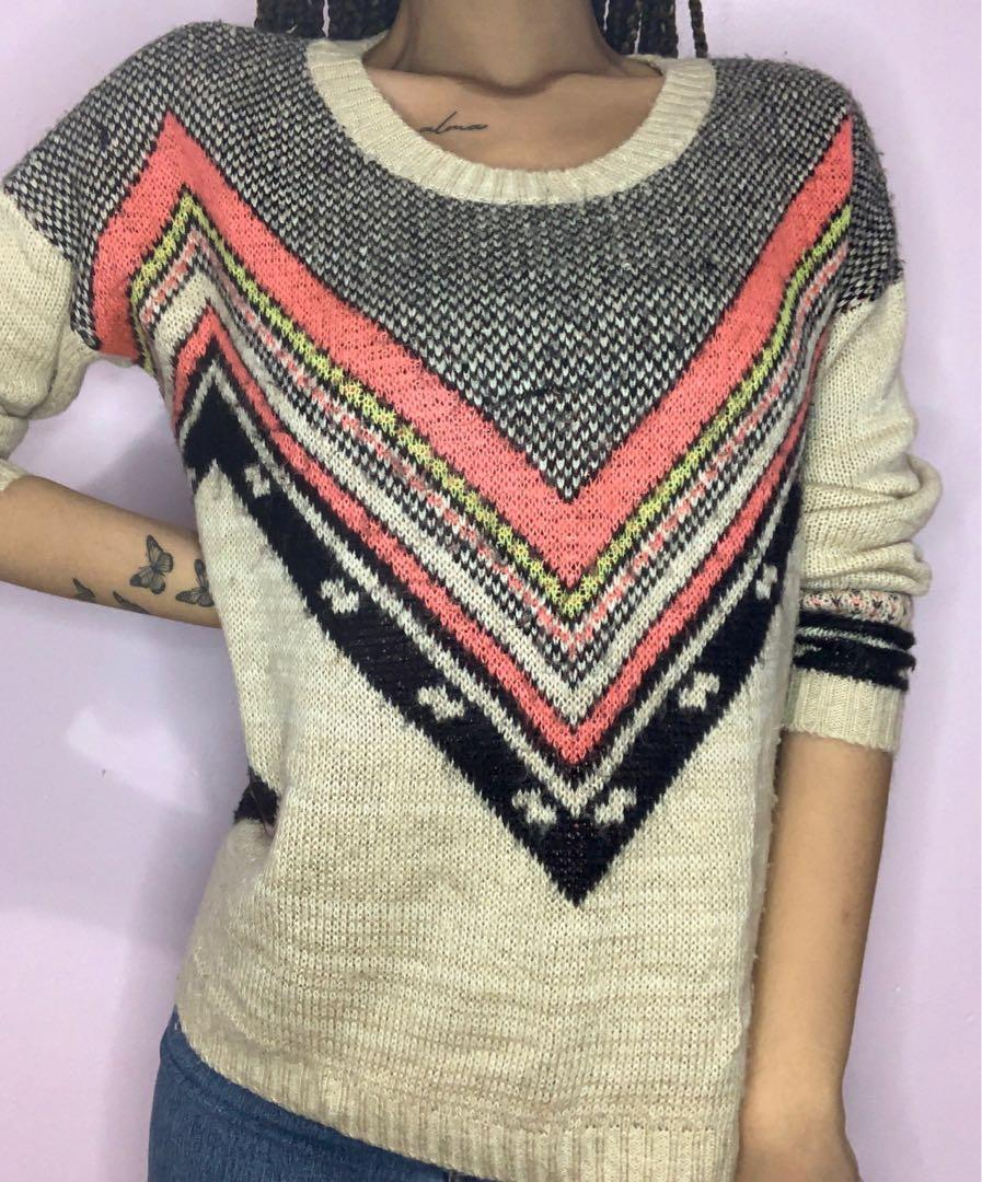 Colourful Sweater
