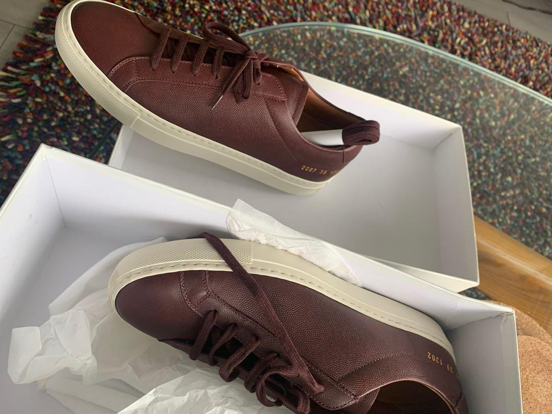 Common projects size 39