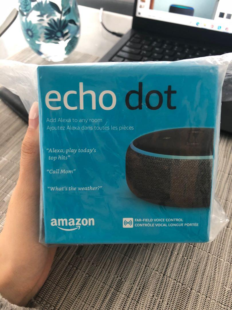 Echo Dot - Amazon Alexa