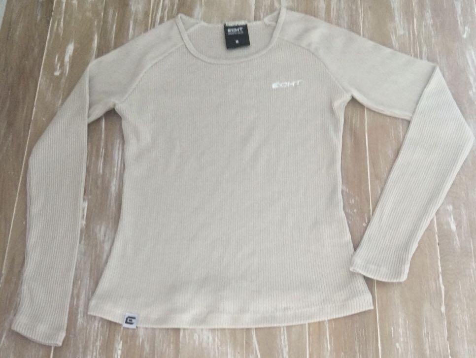 Echt ribbed top size M brand new
