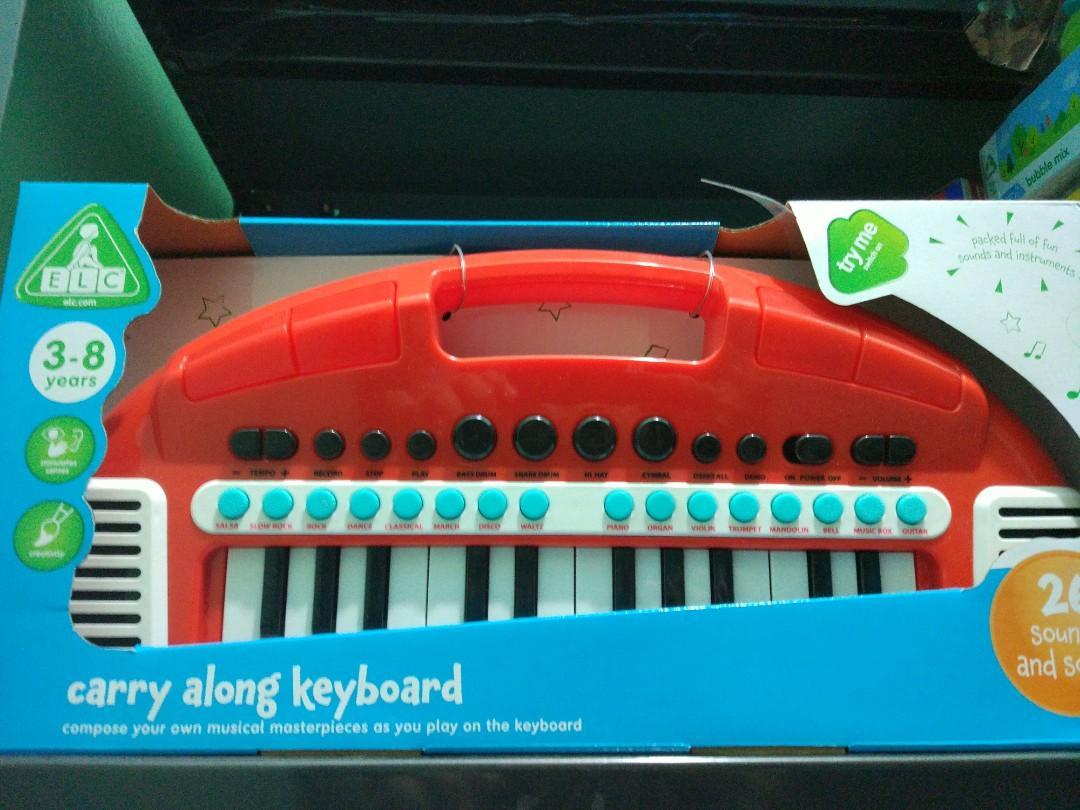 ELC Keyboard New Segel