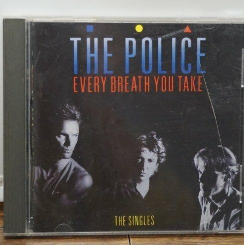 流行音樂/EVERY BREATH YOU TAKE/THE POLICE/二手CD #二手價