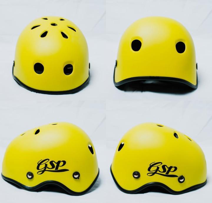 Helm Skateboard/Rollerblade/Sepeda merk GSP