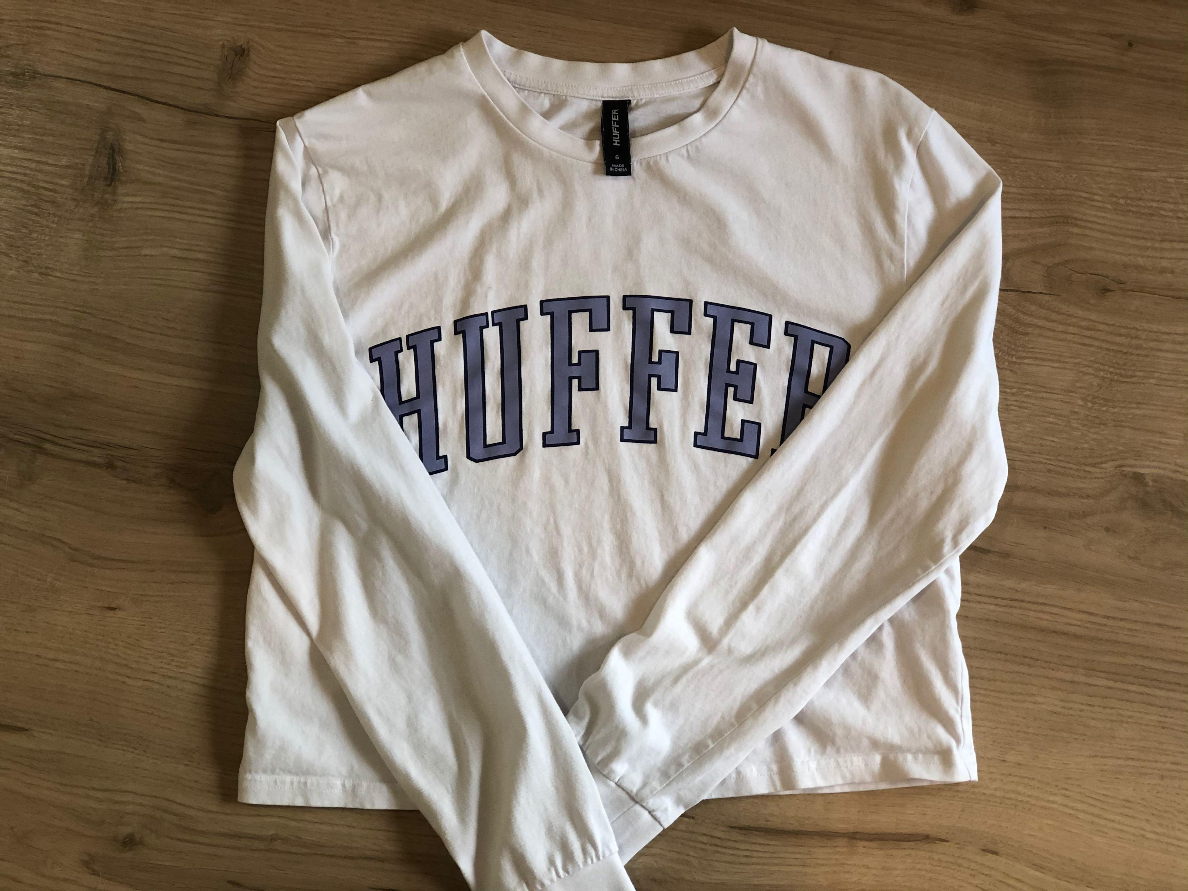 Huffer Crop top