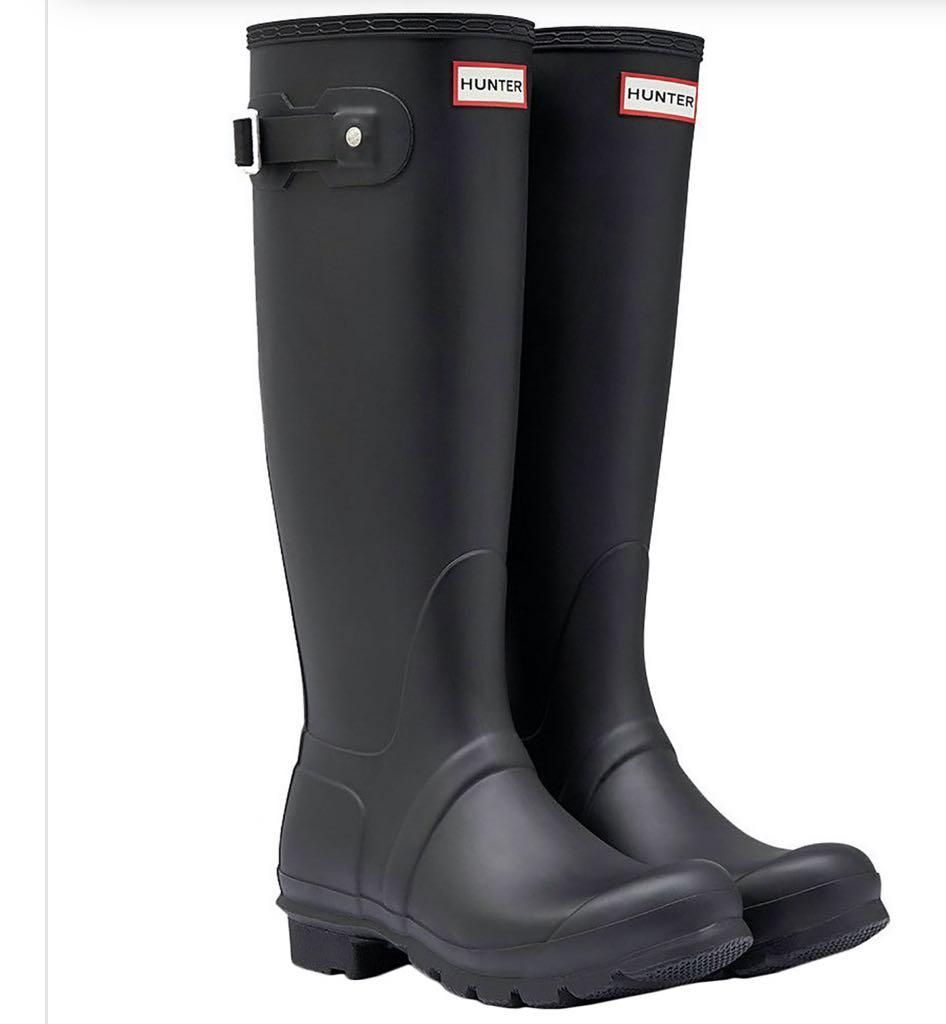 Hunter Boots (New) Size 6