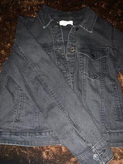 Jaket Jeans mango