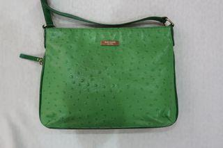 Kate Spade Ostrich Leather Body Bag