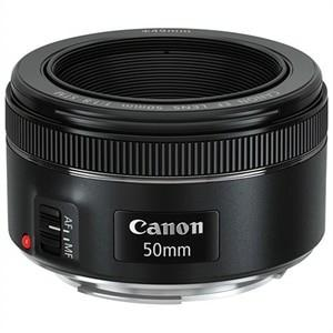 MINT CONDITION Canon EF 50mm f/1.8 STM