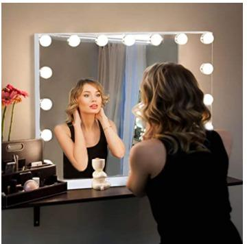 Moon Hollywood Vanity Mirror With