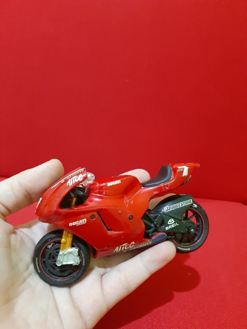 Motor Mini alice ducati
