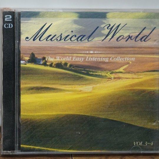 流行音樂/Musical World/二手CD #二手價