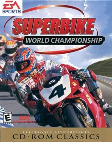 Superbike PC game