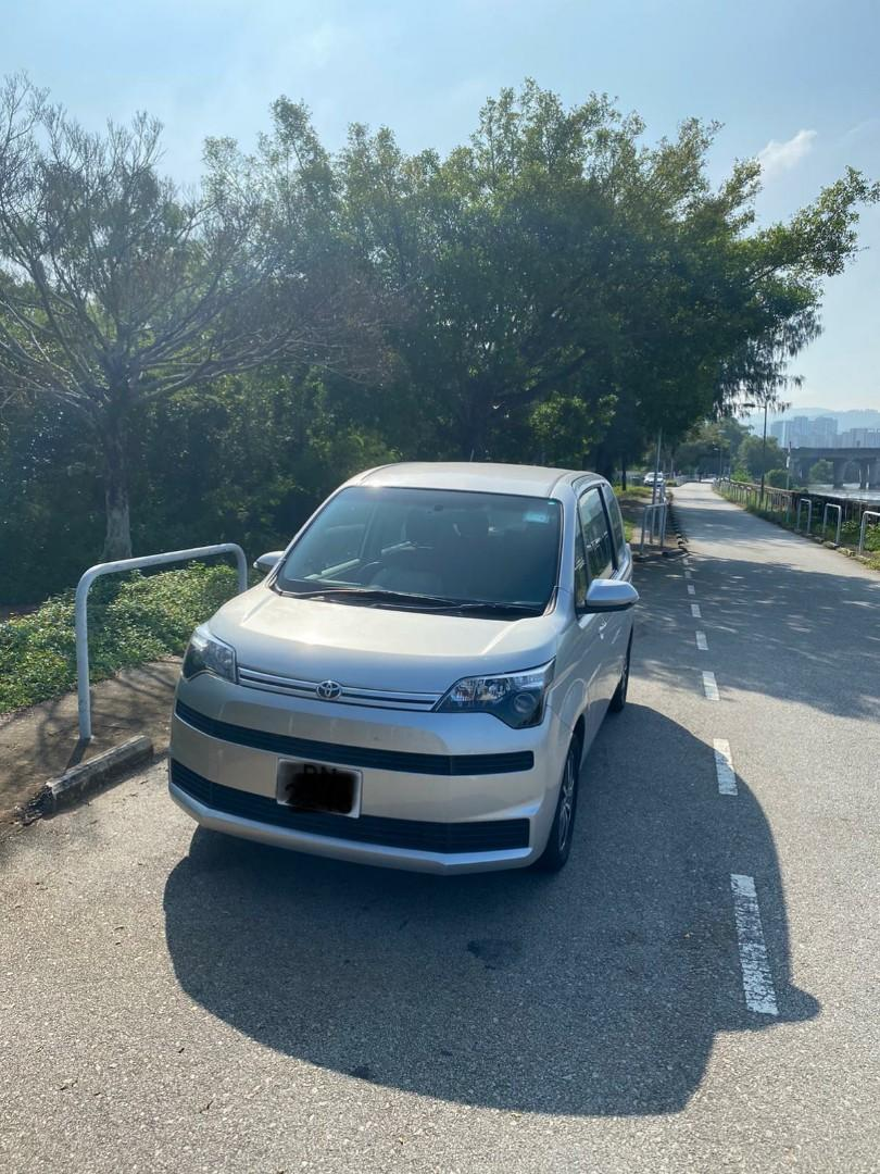 Toyota SPADE SPADE 1.5 Auto