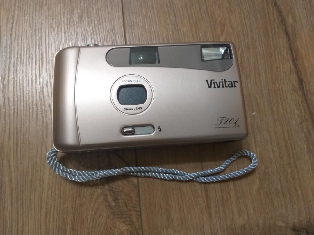 VIVITAR T201Lx 傻瓜相機 功能正常 #二手價
