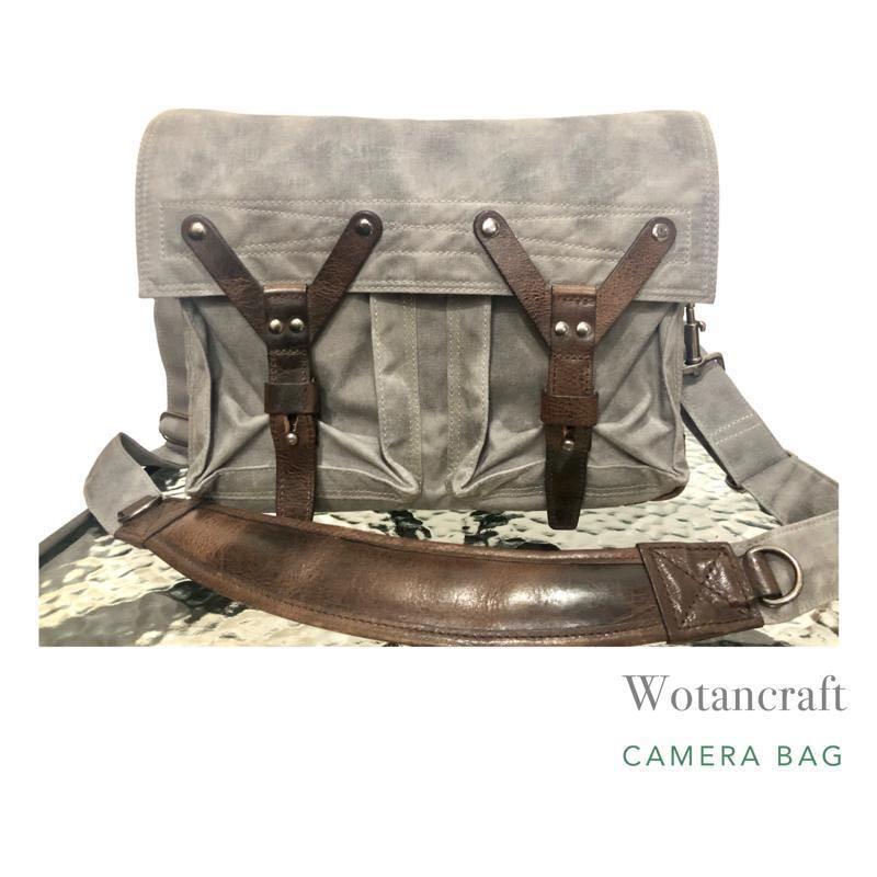 Wotancraft camera bag