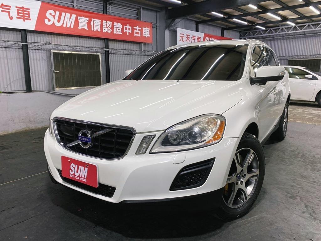2012 小改 Volvo XC60 T5 M+ 頂級五人座汽油旗艦款(特仕版)