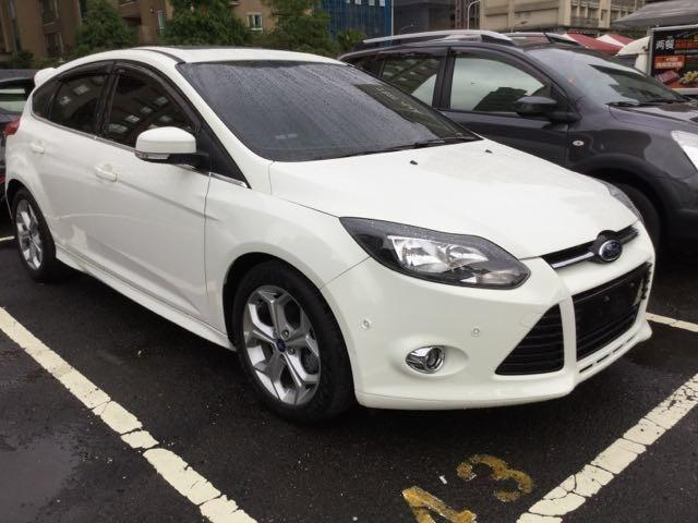 2015 02 FORD FOCUS 2.0 汽油