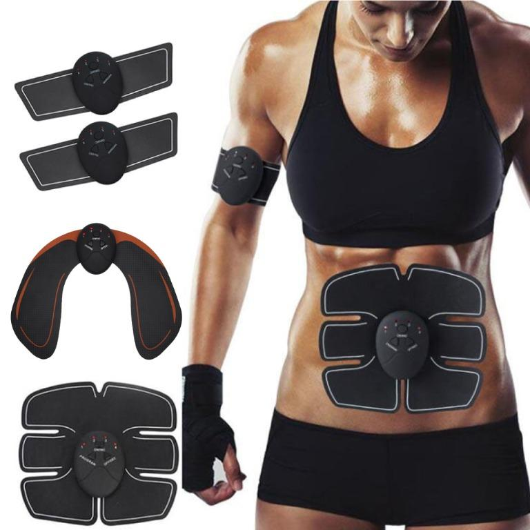 4 in 1 EMS Muscle Trainer