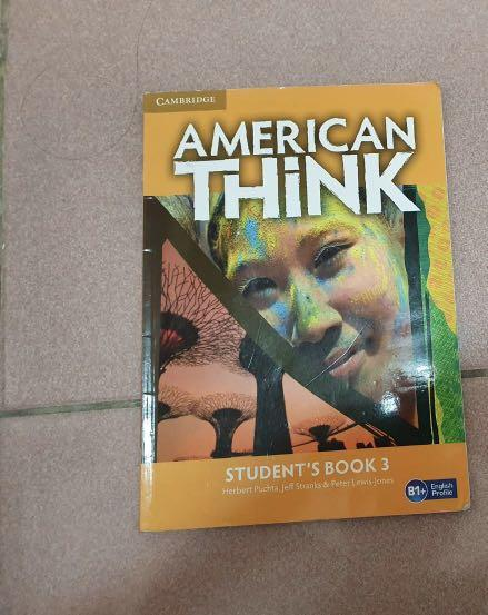American Think Student's Book 3