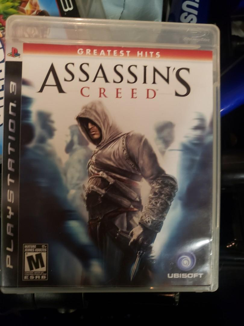 Assassins Creed Greatest Hits PS3