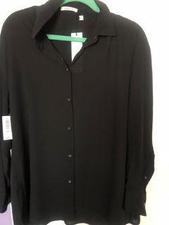 Babaton black blouses