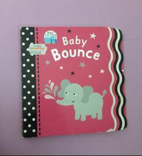 Boardbook Baby Bounce BBW