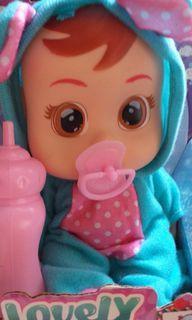 Boneka crying babies