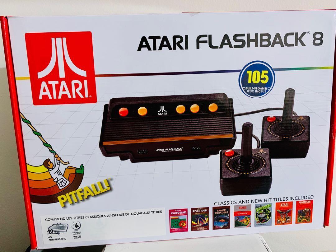 Brand new Atari Flashback 8 classic gaming console