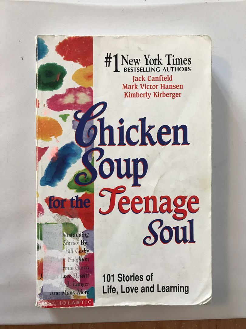 Chicken Soup for Teenage Soul Book
