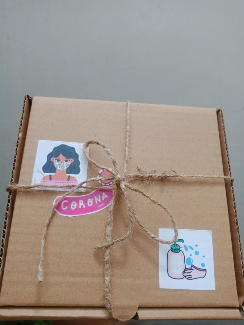 Gift box // kado wisudah // kado unik // kado ultah