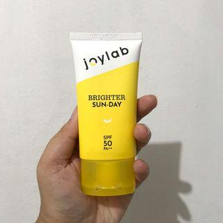 Joylab Sunscreen