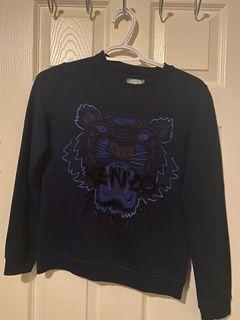 Kenzo Navy Sweatshirt