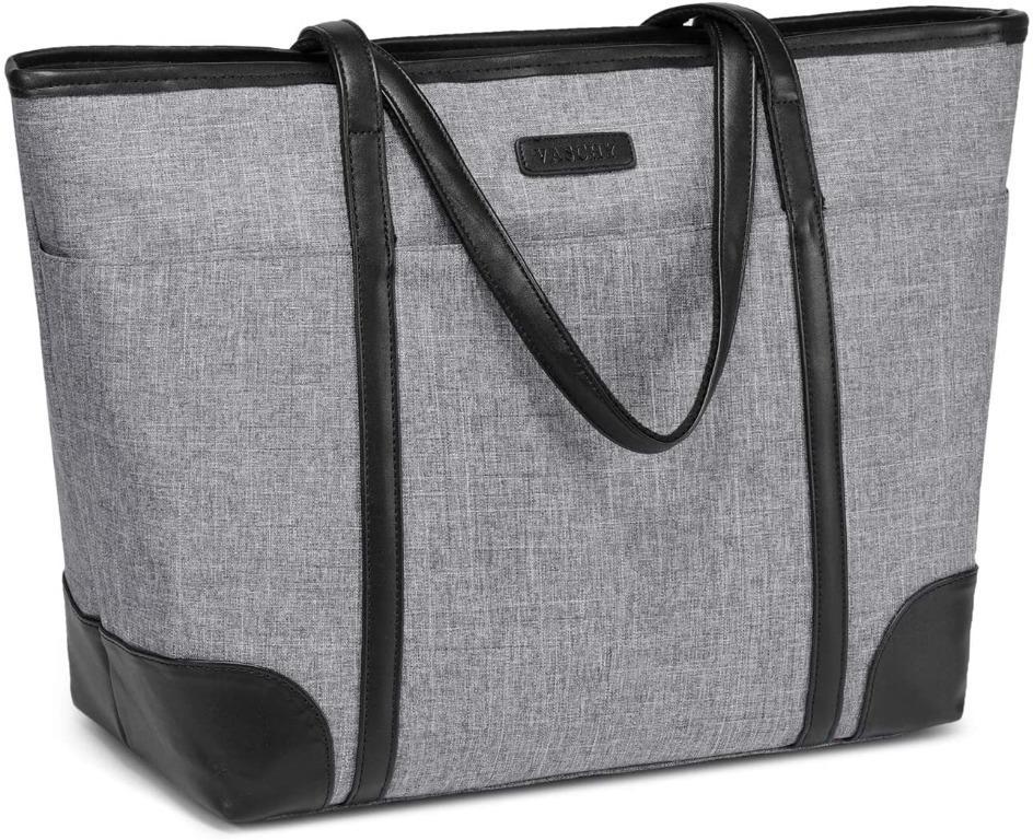 Laptop Travel Bag, 15.6-17 Inch Lightweight Water Resistant