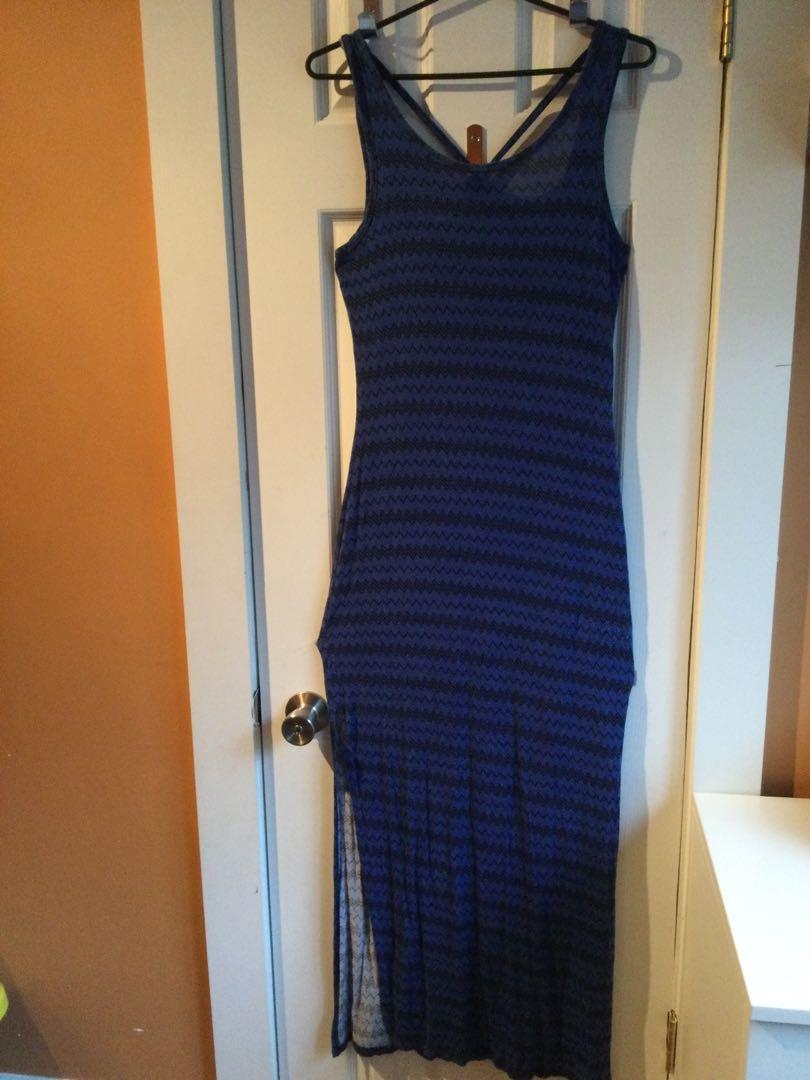 Long maxi dress size Xs