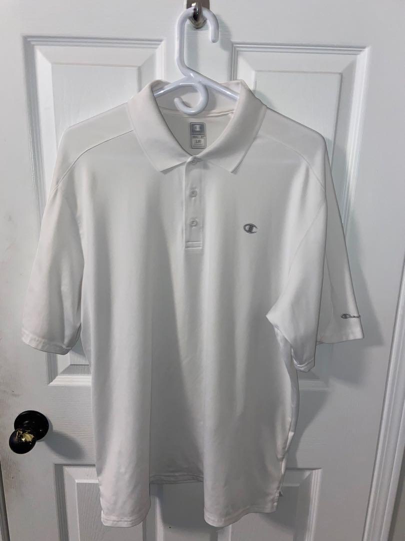 Men's Champion Polo T-Shirt