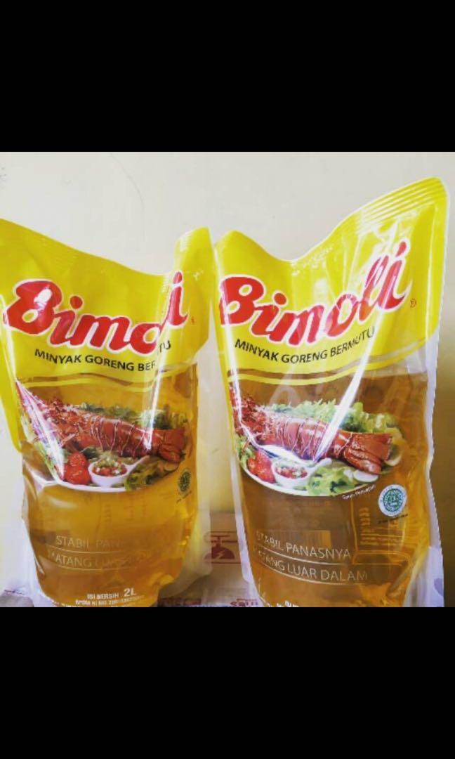 Minyak Bimoli
