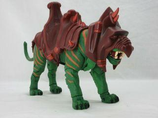 MOTUC He-man Battle cat  Masters