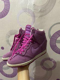 Nike wmns dunk sky high Lilac